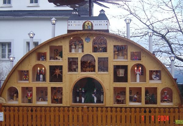 Augustusburger Adventskalender